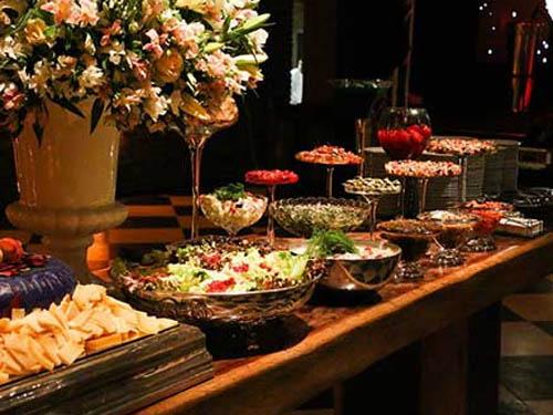 Buffet Móvel para Jantares em Praia Grande
